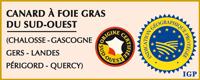 Vignette canard à foie gras du Sud Ouest